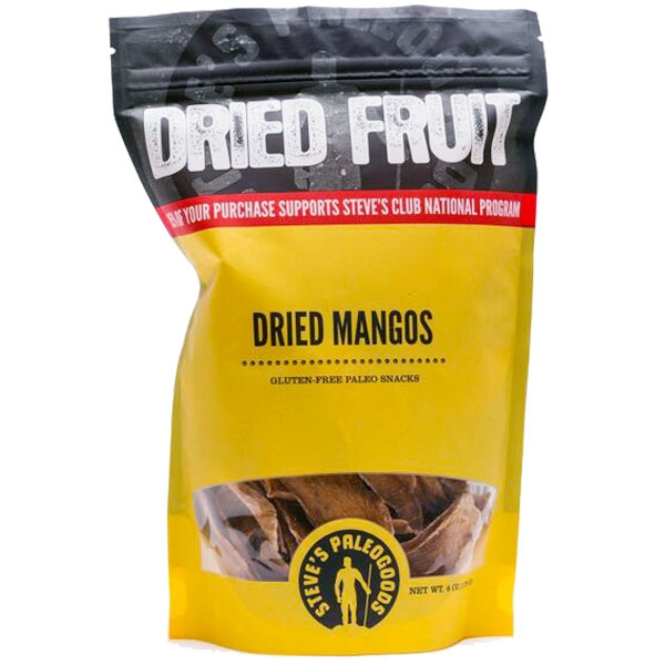 Our delicious dried mango!