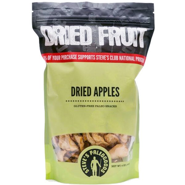 Dried apples!