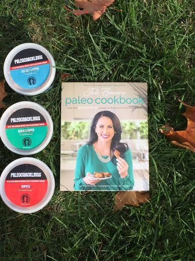 Paleo Cookbook + Cracklin's, a perfect pair!