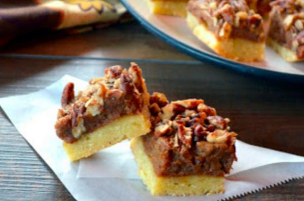 paleo thanksgiving desserts